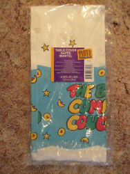 1997 BIG COMFY COUCH PARTY EXPRESS PAPER TABLE COVER NEW $8.99