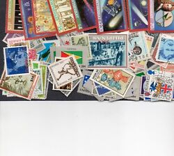 100 Different Nice Worldwide Stamps With No Common For $1.00 LIMIT OF ONE $1.00