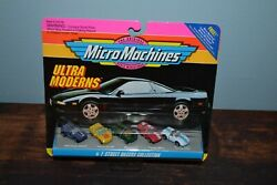 Micro Machines #1 Street Racers Collection Unopened and In Original Packaging $54.99