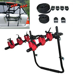 Bicycle Rack Bicycle Holder Rack Foldable Fits for Automobile Trunk SUVs Trunk $54.00