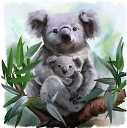 5D Diamond Painting Kits for Adults Kids Full Drill Diamond for Home Wall Bear $24.00
