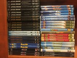 244 Disney Children Movie DVD Lot Pick and Choose Order more and Save Kids $3.25