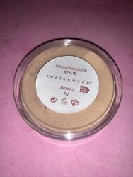 Sheer Cover Mineral Foundation 4g ALMOND *RARE Discontinued *Authentic* Sealed $35.10