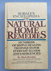 Rodale#x27;s Encyclopedia of Natural Home Remedies Book 1982 $3.59