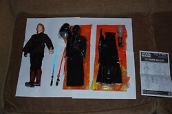 Anakin Skywalker to Darth Vader 12quot; Star Wars Revenge of the Sith 1 6 Scale $79.99