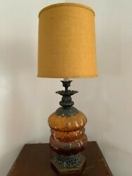 Vintage Antique Lamp  $95.00