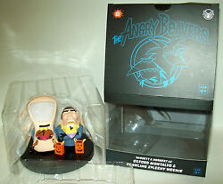 Nickelodeon Nick Box Halloween Angry Beavers Daggett Norbert Figures 2019 Open $21.99