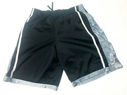 Champion Shorts Men#x27;s Large Regular Fit Black $14.44
