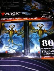 Magic matte Sleeves 80ct Ultra Pro GAMING SUPPLY BRAND NEW $4.79