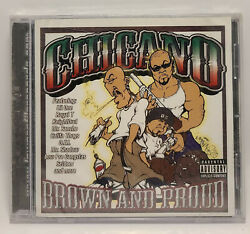 CHICANO BROWN amp; PROUD LOW PROFILE RECORDS CHICANO GANGSTER SOUTHSIDE CD $14.99