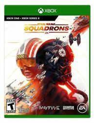Star Wars: Squadrons Xbox One $24.99