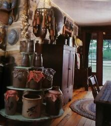 The Country Kitchen Antique Primitive Decor Every ones Favorite Room $10.50