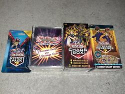 Yugioh Mystery Cube Power Box Anicent Legacy Chaos New $215.00