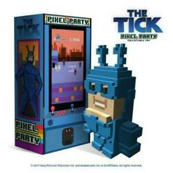 The Tick Pixel Party 16 Bit Style Action Figure Collectible $8.39