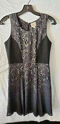 Parker black dress Size Small Preowned $27.99