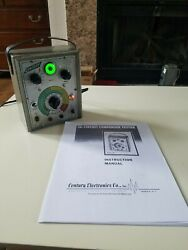Vintage Century In Circuit Capacitor Tester. Leakage Tester. With Manual. $120.00