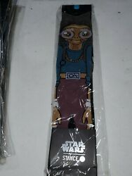 New Men#x27;s Stance Star Wars Socks Kanata Size Large 9 12 $15.00