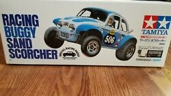 New Tamiya 1 10 electric RC Car No.452 Tamiya Sand Scorcher 2010 off road 58452 $399.00