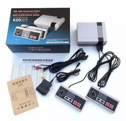 Nintendo NES Style Mini Classic with 620 Games Console BRAND NEW FREE SHIP NOW $21.95