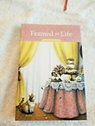 Antique Shop Mysteries Framed for Life by Kristi Holl HC 2017 $6.95