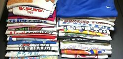 25 funny retro classic graphic novelty large men#x27;s L amp; XL t shirts FREE SHIPPING $110.00