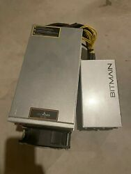 Bitmain Antminer S9 Special Edition SE 16TH s w PSU $150.00