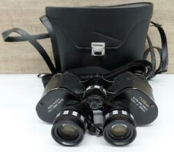 Vintage SEARS 7x35mm Binoculars Model 6212 Fully Amber Coated Extra Wide Angle $39.99