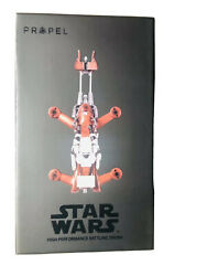 Propel Star Wars 74 Z Speeder Bike Quadcopter Collectors Edition Drone New $44.99