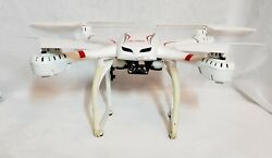 MJX DBPower X Series X101 RC Quadcopter FPV RTF LEDs W Batteries Charger amp; Accs $57.00