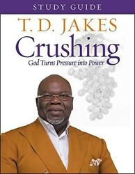 Crushing Study Guide: God Turns Pressure into Power $17.29