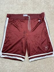 Champion Shorts Men#x27;s Size Large Red $14.44