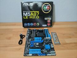 ASUS Motherboard M5A97 LE R2.0 $70.00