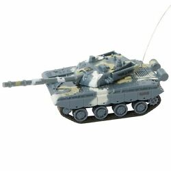 RC Mini Tank quot;Tiger 1quot; Scale 1:43 Remote Control High Speed Toy Gift Ages 8 $25.99
