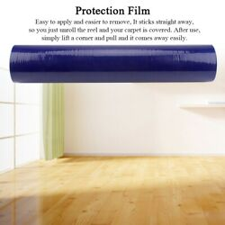 Carpet Floor Plastic Protection Film Cover Rooms Staircases 24quot; X 164ft 328ft $37.81