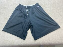Champion Shorts Men#x27;s Large Gray a2 $14.44