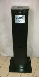 Hand Wipe Dispenser Floor Station Stand for Retail Business $249.99