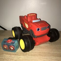 Blaze and the Monster Machines Transforming Car RC With Remote Tested amp; Works $29.99