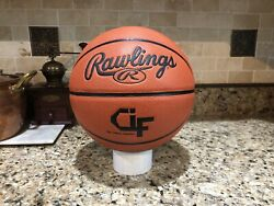 Official Rawlings San Diego CIF Game Ball Composite Leather Spalding Basketball $49.95