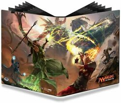 Fall of the Titans 9 Pocket Pro Binder Ultra Pro GAMING SUPPLY BRAND NEW $23.99