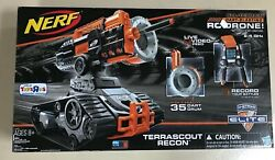 Nerf TerraScout Recon RC Drone N Strike Elite Blaster with Live Video Feed  $699.00