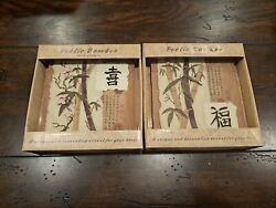 Poetic Bamboo Wall Art $13.00