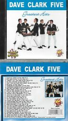 DAVE CLARK FIVE GREATEST HITS MOSTLY TRUE STEREO NEW SEALED CD $20.00