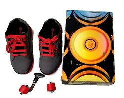 Heelys Propel 2.0 770256H Skate Casual Shoes Big Boys Size 7 Gray Red amp; Black $39.99