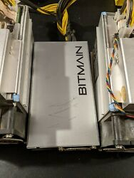 2x Antminer Z9 Minis With Bitmain Power Supply $350.00