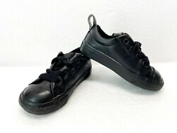 Converse All Star Toddler 751783C Black Shoes Sneakers Size 6 $13.99