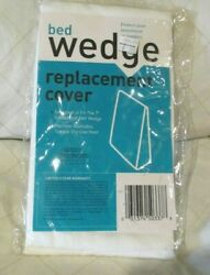 Sleep Better Bed Wedge Replacement Cover for 7quot; Convoluted Bed Wedge; NIP $8.99