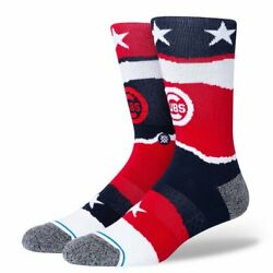Stance MLB Chicago Cubs quot;Americanaquot; L 9 13 $13.99