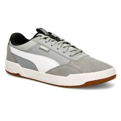 Puma Men#x27;s C Skate Lace Up Fashion Sneaker $52.95