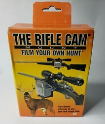 The Rifle Cam rifle mount for camcorder $23.77
