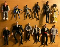 Action Figure Lot of Twelve 12 Star Trek Matrix DC $50.00